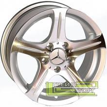 Литий диск Zorat Wheels 145 7x15 5x112 ET35 DIA66.6 SP