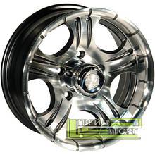 Литий диск Zorat Wheels 211 7x16 6x139.7 ET0 DIA110.5 EP