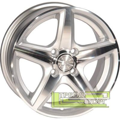 Литий диск Zorat Wheels 244 6x14 4x100 ET38 DIA67.1 SP