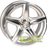 Литий диск Zorat Wheels 244 6.5x15 4x100 ET34 DIA67.1 SP