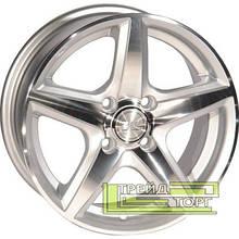 Литий диск Zorat Wheels 244 5.5x13 4x98 ET25 DIA58.6 SP