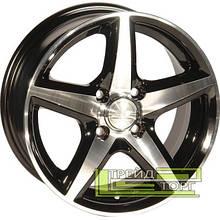 Литий диск Zorat Wheels 244 5.5x13 4x98 ET25 DIA58.6 BP