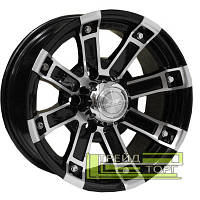 Литий диск Zorat Wheels 2516 7.5x15 5x139.7 ET-10 DIA110.5 BP