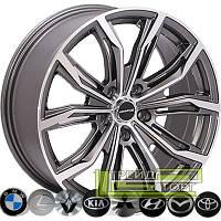 Литий диск Zorat Wheels 2747 7x16 5x114.3 ET40 DIA67.1 MK-P