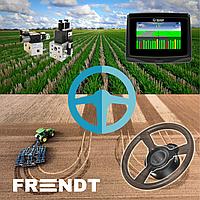 Система автоматического вождения (автопилот) Hexagon на тракторы KIOTI
