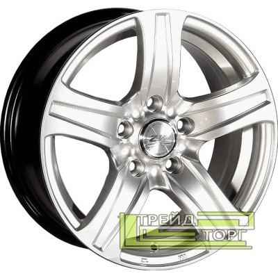 Литий диск Zorat Wheels 337 6x14 4x100 ET37 DIA67.1 HS