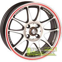 Литой диск Zorat Wheels 346 5.5x13 4x98 ET20 DIA58.6 M