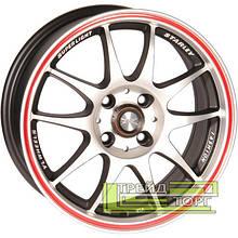 Литий диск Zorat Wheels 346 5.5x13 4x98 ET20 DIA58.6 M