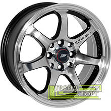 Литий диск Zorat Wheels 356 6x14 8x98/108 ET25 DIA67.1 BP