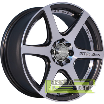 Литий диск Zorat Wheels 3717Z 7x16 8x98/100 ET38 DIA67.1 MK-P