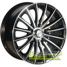 Литий диск Zorat Wheels 393 5.5x13 4x98 ET25 DIA58.6 BEP
