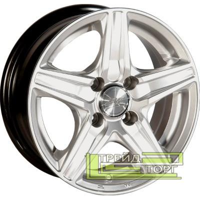 Литой диск Zorat Wheels 610 5.5x13 4x100 ET35 DIA67.1 HS