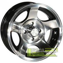 Литий диск Zorat Wheels 689 5.5x13 4x98 ET0 DIA58.6 BP
