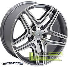 Литий диск Zorat Wheels BK206 9x20 5x112 ET48 DIA66.6 GP