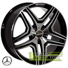 Литий диск Zorat Wheels BK206 9x20 5x112 ET48 DIA66.6 BP
