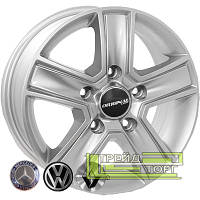 Литой диск Zorat Wheels BK473 6.5x15 5x130 ET54 DIA84.1 S
