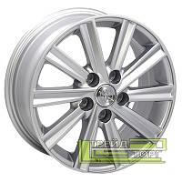 Литой диск Zorat Wheels BK519 6.5x16 5x114.3 ET40 DIA60.1 S