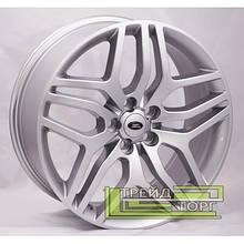 Литий диск Zorat Wheels BK643 8.5x20 5x120 ET45 DIA72.6 S