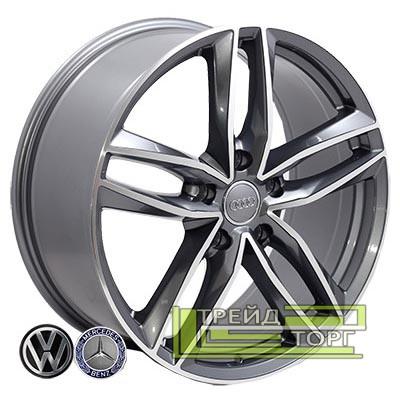 Литий диск Zorat Wheels BK690 9x20 5x112 ET35 DIA66.6 GP