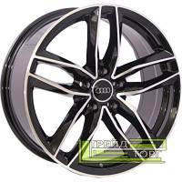 Литий диск Zorat Wheels BK690 9x20 5x130 ET60 DIA71.6 BP