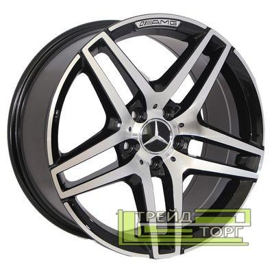 Литой диск Zorat Wheels BK967 8.5x19 5x112 ET45 DIA66.6 BP