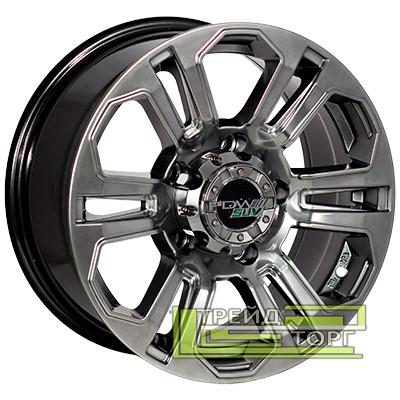 Литой диск Zorat Wheels D6032 7.5x16 5x139.7 ET23 DIA110.1 HB