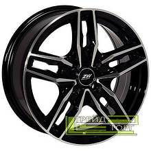 Литий диск Zorat Wheels 2788 6.5x15 4x114.3 ET38 DIA67.1 BP