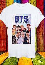 Футболка BTS Boy Band Icon