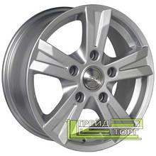 Литий диск Zorat Wheels 660 6.5x16 5x139.7 ET40 DIA110.5 S