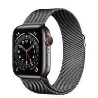 Apple watch 6 смарт-часы smart аналог реплика люкс копия черные