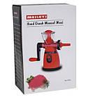Ручная мясорубка Meileyi Hand Crank Manual Meat MLY-663 | Механическая мясорубка, фото 2