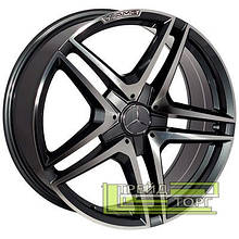 Литий диск Zorat Wheels BK5061 8.5x20 5x112 ET35 DIA66.6 GP