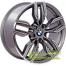 Литий диск Zorat Wheels BK5181 8.5x20 5x120 ET30 DIA72.6 GP
