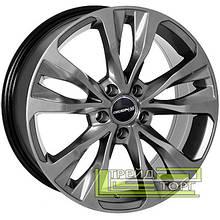 Литий диск Zorat Wheels BK5212 7x17 5x108 ET33 DIA65.1 HB