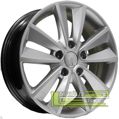 Литой диск Zorat Wheels D033 6.5x16 5x114.3 ET45 DIA66.1 HS