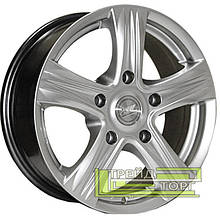 Литий диск Zorat Wheels 7330 6.5x16 5x139.7 ET40 DIA98.5 HS