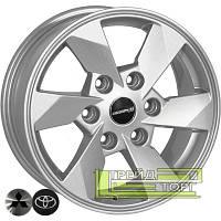Литий диск Zorat Wheels 7756 7.5x17 6x139.7 ET38 DIA67.1 SL
