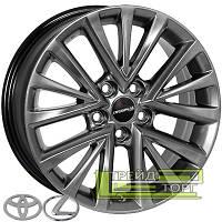 Литий диск Zorat Wheels BK5159 7x17 5x114.3 ET45 DIA60.1 HB