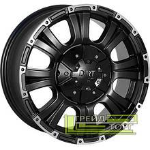Литий диск Zorat Wheels D8013 8x17 5x118/130 ET40 DIA84.1