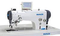 MAQI 2290SR Электронный зиг заг с полной автоматикой, с управлением шаговым двигателем для зубчатой рейки