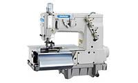 MAQI LS2000C Плоскошовная машина для изготовления шлевки с двухстороней подрезкой края материала