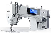 Typical GC6890-MD4 промышленная швейная машина с автоматикой для легких и средних тканей, с увеличенным