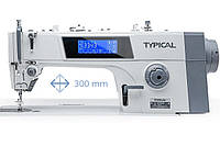 Typical GC6890-HD4 промышленная швейная машина с автоматикой для легких и средних тканей, с увеличенным, фото 1