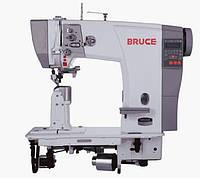 BRUCE BRC-6691-1  Автоматическая колонковая машина с роликовым продвижением материалов