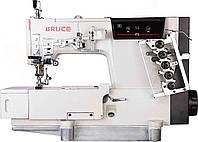 Bruce BRC P5-D-02BB×356(364) Плоскошовная многофункциональная  машина 3 в 1 (беечная, плоская, подгибка)