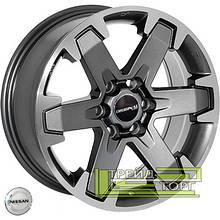 Литий диск Zorat Wheels BK5133 7x16 6x114.3 ET30 DIA66.1 GP