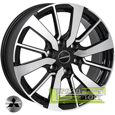 Литой диск Zorat Wheels 7763 7.5x18 6x139.7 ET38 DIA67.1 BP
