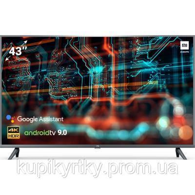 "Телевизор Xiaomi Mi TV UHD 4S 43"" International Edition"