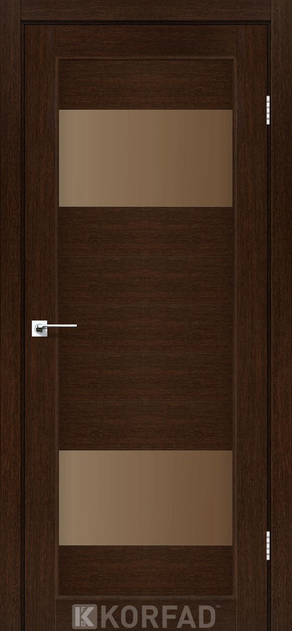 Двері KORFAD PR-09 Полотно, еко-шпон