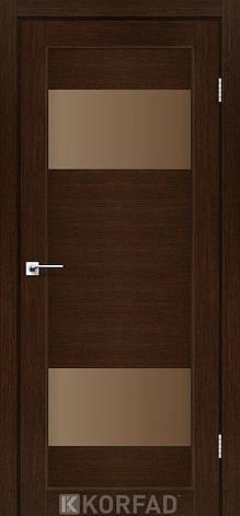 Двері KORFAD PR-09 Полотно, еко-шпон, фото 2
